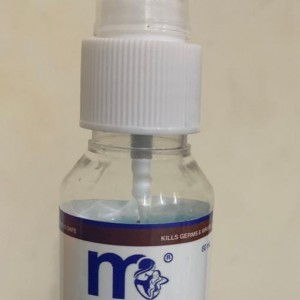 Motherhug Hand Sanitizer – with 80% alcohol – 50 ml