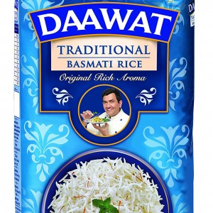 Daawat Traditional Basmati Rice, 1kg | Premium Quality Product