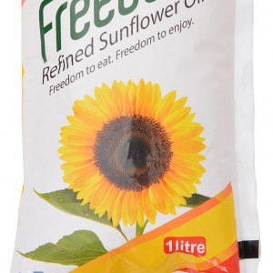 Freedom Refined Oil – Sunflower, 1 L Pouch