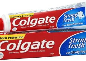 Colgate Strong Teeth Toothpaste   (100 g)